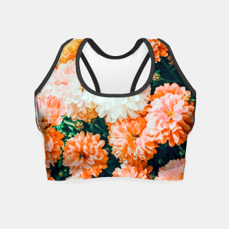 Thumbnail image of Garden Song Crop Top, Live Heroes