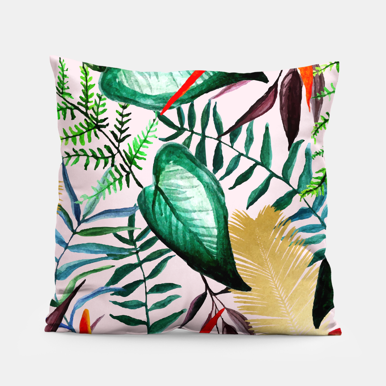 Image of Paradise Dreams Pillow - Live Heroes