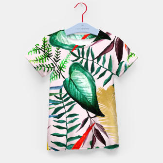 Paradise Dreams Kid's t-shirt thumbnail image