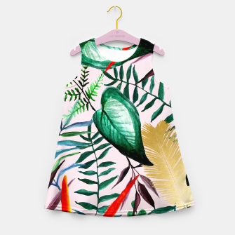 Thumbnail image of Paradise Dreams Girl's summer dress, Live Heroes