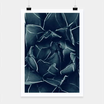Thumbnail image of Agave Queen Succulent #1 #tropical #decor #art  Plakat, Live Heroes