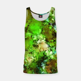Thumbnail image of Green scene Tank Top, Live Heroes