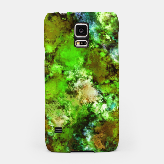 Thumbnail image of Green scene Samsung Case, Live Heroes