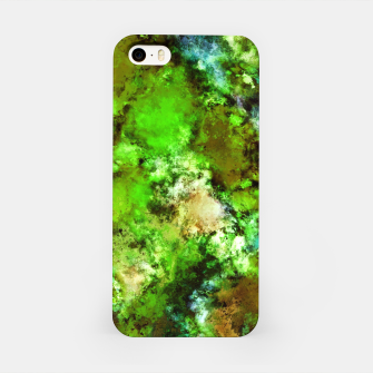 Thumbnail image of Green scene iPhone Case, Live Heroes