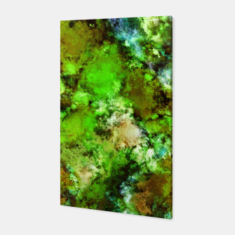 Thumbnail image of Green scene Canvas, Live Heroes