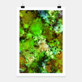 Thumbnail image of Green scene Poster, Live Heroes