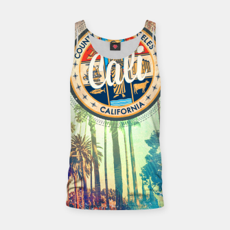 Thumbnail image of California Dreaming Tank Top, Live Heroes