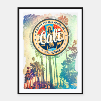 California Dreaming Framed poster thumbnail image