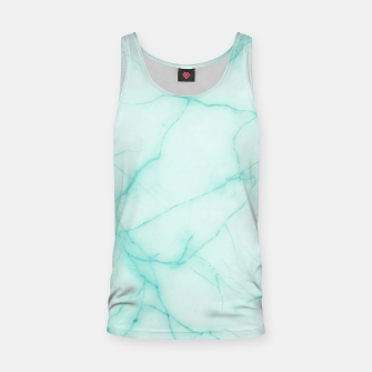 Thumbnail image of Turquoise marble Tank Top, Live Heroes
