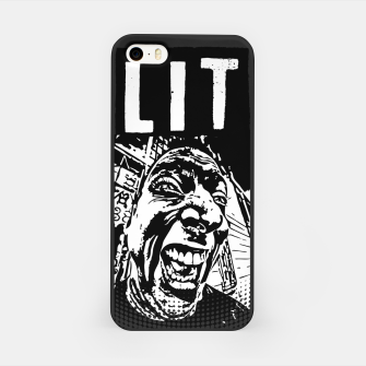 Thumbnail image of Lit iPhone Case, Live Heroes