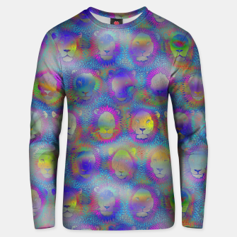 Thumbnail image of Camelot - Psychedelic Lions Unisex sweater, Live Heroes