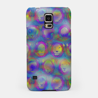Thumbnail image of Camelot - Psychedelic Lions Samsung Case, Live Heroes