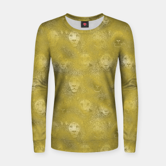 Thumbnail image of Camelot - Gilded Lions Women sweater, Live Heroes