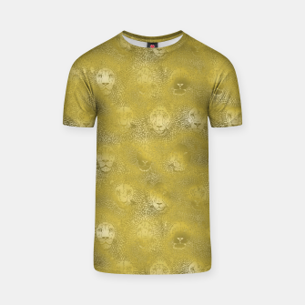 Thumbnail image of Camelot - Gilded Lions T-shirt, Live Heroes