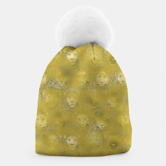 Thumbnail image of Camelot - Gilded Lions Beanie, Live Heroes