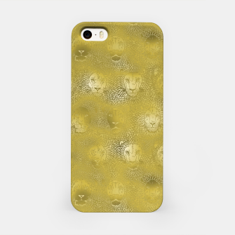 Thumbnail image of Camelot - Gilded Lions iPhone Case, Live Heroes