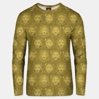 Thumbnail image of Camelot - Golden Khaki Lions Unisex sweater, Live Heroes
