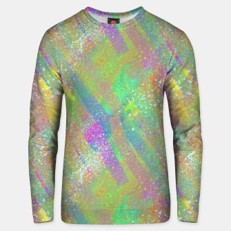 Thumbnail image of Cool Colours Texture Unisex sweater, Live Heroes