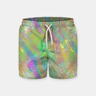 Miniaturka Cool Colours Texture Swim Shorts, Live Heroes