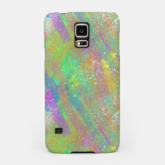 Miniaturka Cool Colours Texture Samsung Case, Live Heroes