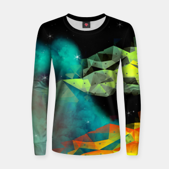 Thumbnail image of stardust Women sweater, Live Heroes