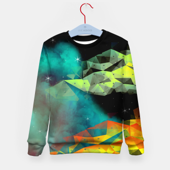 Thumbnail image of stardust Kid's sweater, Live Heroes