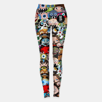 Thumbnail image of Salpicon leggins Leggings, Live Heroes