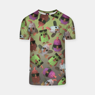 Chicken Gang T-shirt thumbnail image