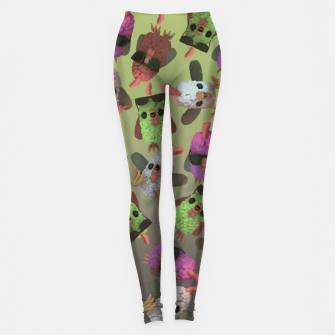 Chicken Gang Leggings thumbnail image