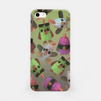 Chicken Gang iPhone Case thumbnail image