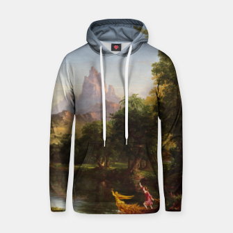 Miniaturka The Voyage Of Life - Youth by Thomas Cole Hoodie, Live Heroes