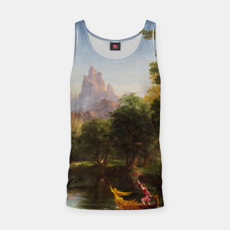 Miniaturka The Voyage Of Life - Youth by Thomas Cole Tank Top, Live Heroes