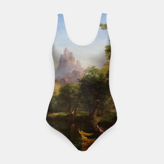 Miniaturka The Voyage Of Life - Youth by Thomas Cole Swimsuit, Live Heroes