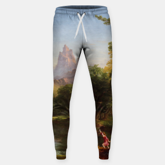 Miniaturka The Voyage Of Life - Youth by Thomas Cole Sweatpants, Live Heroes