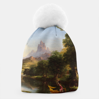 Miniaturka The Voyage Of Life - Youth by Thomas Cole Beanie, Live Heroes