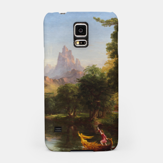 Miniaturka The Voyage Of Life - Youth by Thomas Cole Samsung Case, Live Heroes