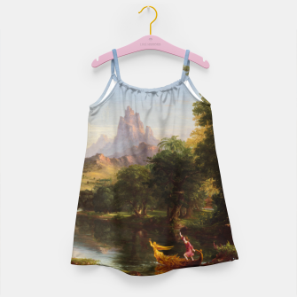 Miniaturka The Voyage Of Life - Youth by Thomas Cole Girl's dress, Live Heroes