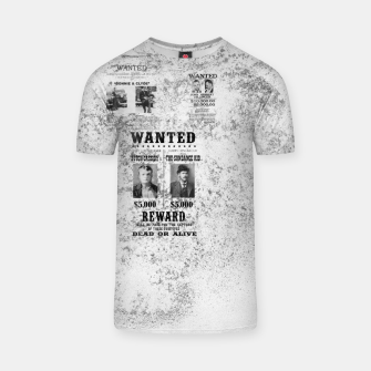 Thumbnail image of Wanted T-Shirt, Live Heroes