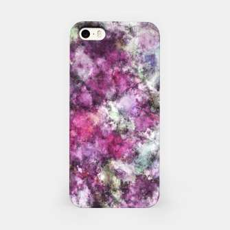 Thumbnail image of The quiet purple clouds iPhone Case, Live Heroes