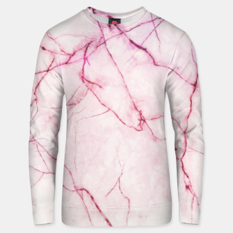 Thumbnail image of Pink marble Unisex sweater, Live Heroes