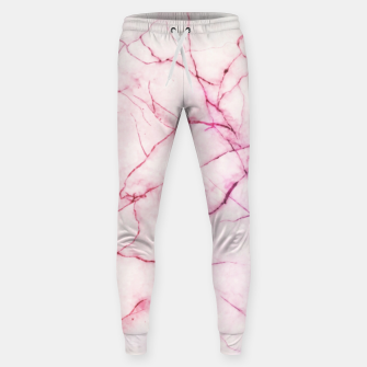 Thumbnail image of Pink marble Sweatpants, Live Heroes