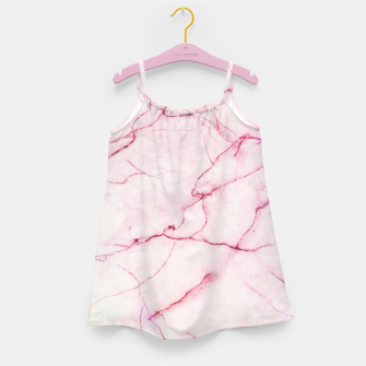 Thumbnail image of Pink marble Girl's dress, Live Heroes