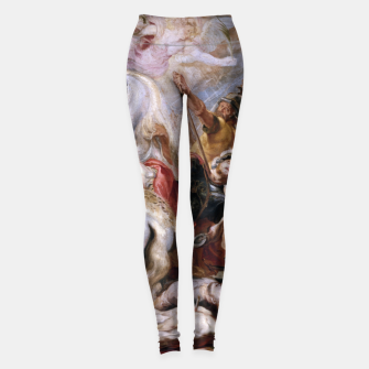 Miniature de image de Morte di Decio Mure (Bozzetto) by Peter Paul Rubens Leggings, Live Heroes