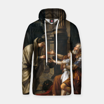 Thumbnail image of Belisarius by Jacques Louis David Hoodie, Live Heroes