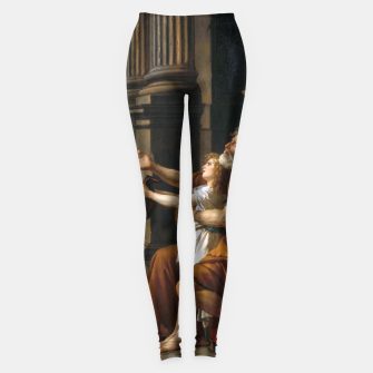 Thumbnail image of Belisarius by Jacques Louis David Leggings, Live Heroes