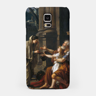 Thumbnail image of Belisarius by Jacques Louis David Samsung Case, Live Heroes