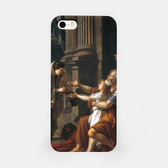 Belisarius by Jacques Louis David iPhone Case thumbnail image