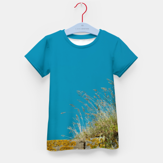 On the island 2 Kid's t-shirt thumbnail image
