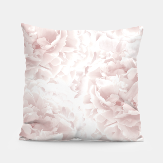 Miniatur Blush Rose Peonies Dream #1 #floral #decor #art Kissen, Live Heroes