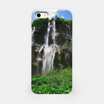 veliki slap waterfall 2 plitvice lakes national park croatia std iPhone Case thumbnail image